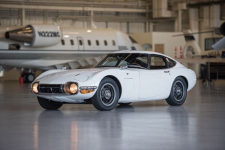 galerie photo TOYOTA 2000GT