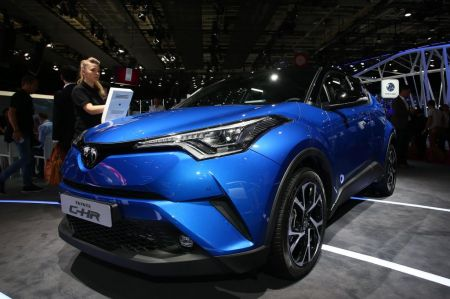 Photo TOYOTA C-HR