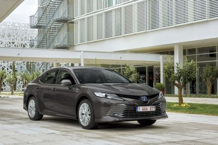 galerie photo TOYOTA CAMRY