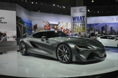 Photo TOYOTA FT-1