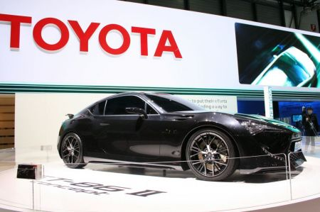 galerie photo TOYOTA FT-86