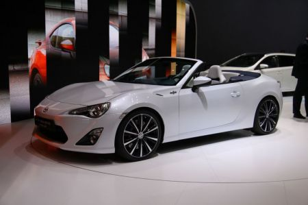 Photo TOYOTA FT-86 OPEN