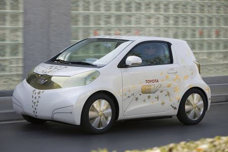 galerie photo TOYOTA FT-EV