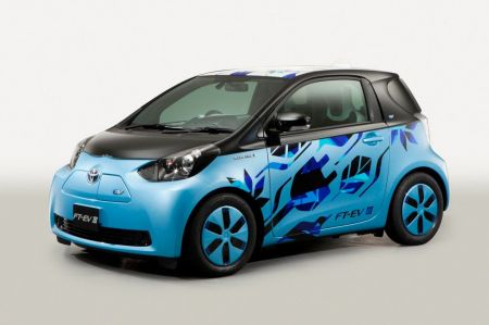 galerie photo TOYOTA FT-EV III