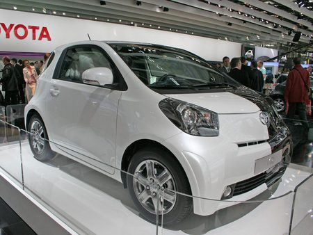 Photo TOYOTA IQ