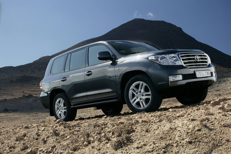 galerie photo TOYOTA LAND CRUISER SW