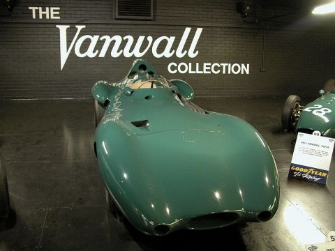 galerie photo VANWALL STREAMLINER