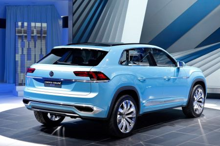 galerie photo VOLKSWAGEN CROSS COUPE GTE