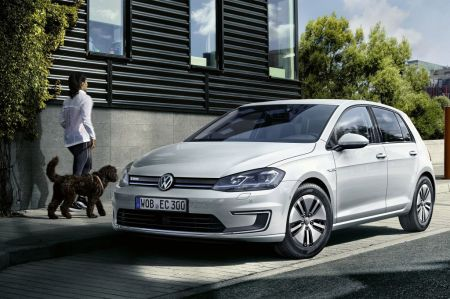 galerie photo VOLKSWAGEN E-GOLF