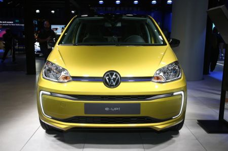 galerie photo VOLKSWAGEN E-UP!