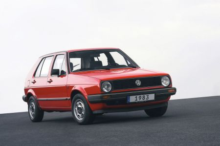 galerie photo VOLKSWAGEN GOLF