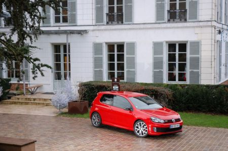galerie photo VOLKSWAGEN (VI) GTI Edition 35