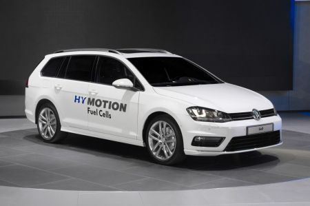 galerie photo VOLKSWAGEN (VII) HyMotion