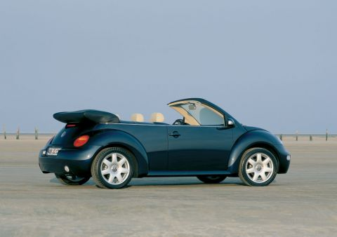 galerie photo VOLKSWAGEN NEW BEETLE