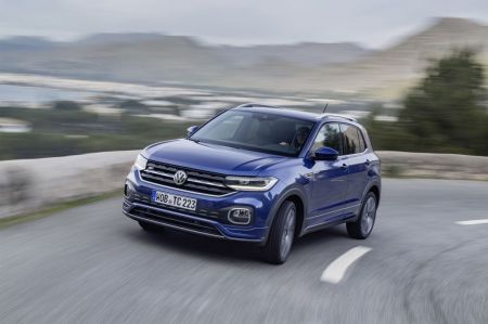galerie photo VOLKSWAGEN T-CROSS
