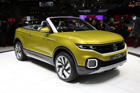 galerie photo VOLKSWAGEN T-CROSS BREEZE