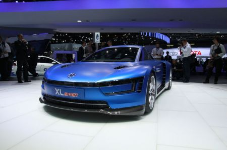 Photo VOLKSWAGEN XL SPORT