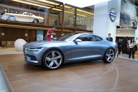 Photo VOLVO CONCEPT COUPE