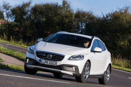 galerie photo VOLVO V40 CROSS COUNTRY