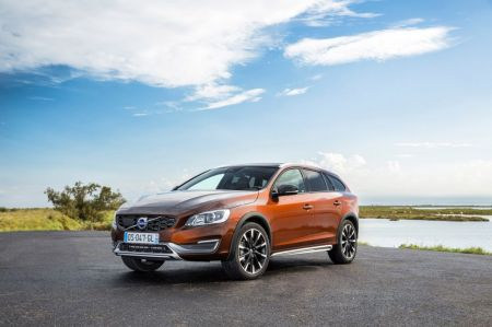 galerie photo VOLVO V60 CROSS COUNTRY