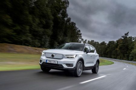 Photo VOLVO XC40 Recharge P8 AWD 408 ch