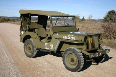 galerie photo WILLYS JEEP